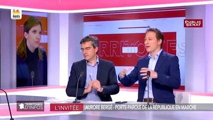 Aurore Bergé - Public Sénat lundi 27 mai 2019