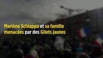 Marlène Schiappa et sa famille menacées par des Gilets jaunes