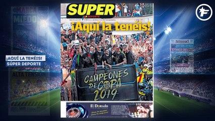 Revista de prensa 27-05-2019