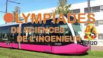 Finale académique des Olympiades de Sciences de l'Ingénieur 2019