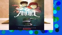 About For Books  The Stonekeeper (Amulet, #1) by Kazu Kibuishi