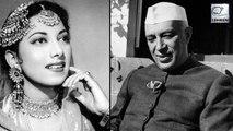 Jawaharlal Nehru Fan Moment With Suraiya