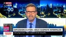Explosion à Lyon: Le maire de Lyon, Gérard Collomb, annonce qu'une deuxième personne a été interpellée ce matin et placée en garde à vue