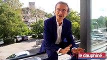 Le maire de Crest Hervé Mariton (LR) se représente en 2020