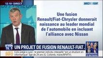 Que donnerait une fusion entre Renault et Fiat-Chrysler?