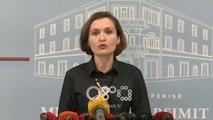 RTV Ora - MAS pezullon rektorin e Universitetit të Tiranës i kërkon Metës shkarkimin