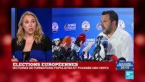 """Élections européennes : """"les populistes sont dispersés"""""""
