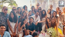 Arjun Rampal की  बेटियों  ने  किया  ग्रिलफ्रेंड  Gabriella का  Baby Shower Attend