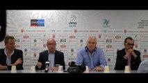 Conférence de Presse - Officialisation de l'arrivée de Philippe Hervé
