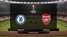 Chelsea vs. Arsenal - UEFA Europa League Final 2019 - CPU Prediction - The Koalition