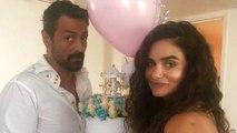 Arjun Rampals Daughters Attend His GF Gabriellas Baby Shower