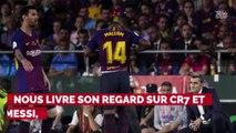 La carrière de Messi et Ronaldo racontée par 60 joueurs sur RMC Sport