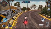 Snow Mountain Bike Racer Stunt 2019 - Motor Racing Stunts Simulator - Android Gameplay FHD
