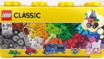 LEGO Classic Creative Bricks (10692) - Toy Unboxing and