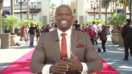 America's Got Talent Season 14 (NBC) Terry Crews Exclusive Interview