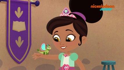 Nella Princesse Chevalier   Papillons & Dragons   NICKELODEON JUNIOR