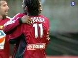Florent Malouda ses buts à Guingamp