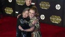 Billie Lourd: un tournage émouvant avec le fantôme de sa mère dans le dernier Star Wars