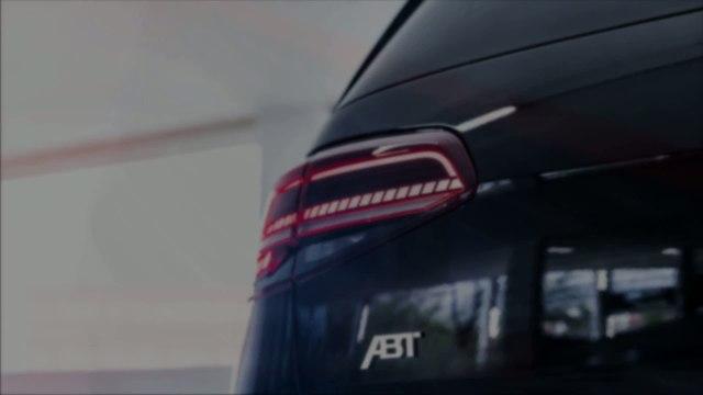 Volkswagen Transporter T6 : la version ABT en vidéo