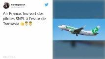 Air France. Feu vert du syndicat des pilotes de ligne à l'essor de Transavia