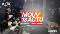 Mouv'13 Actu : PNL, Star Wars, TAI Z