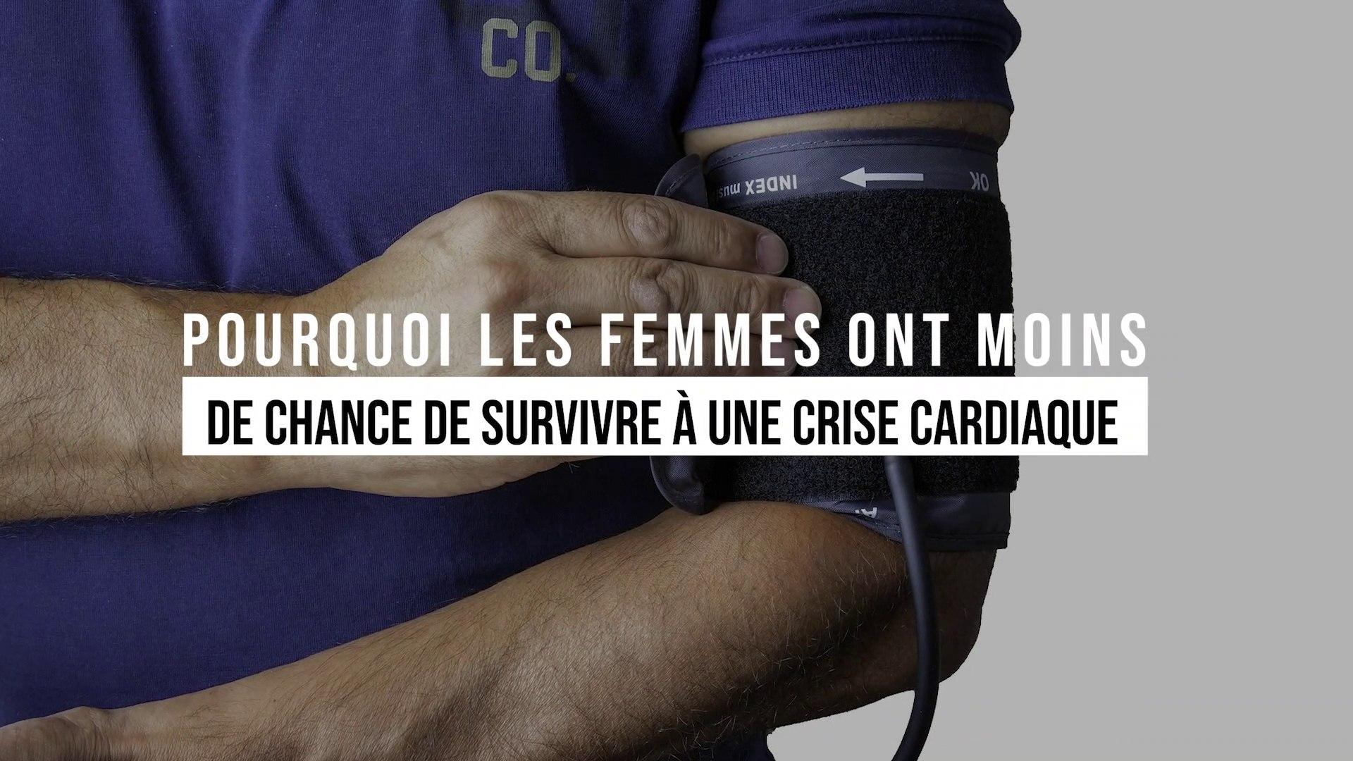 Pourquoi les femmes ont moins de chance de survivre à une crise cardiaque ?