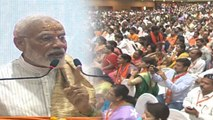 PM Modi tells his vision for New India during his speech in Varanasi   Oneindia News