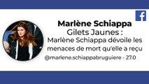 Gilets Jaunes : Marlène Schiappa dévoile les menaces de mort qu'elle a reçu