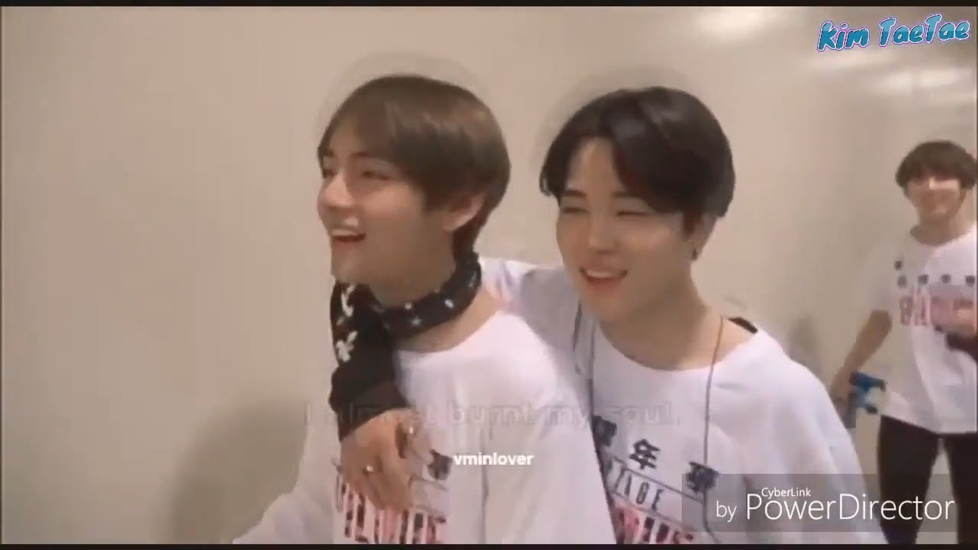 How V and Jimin ( -  BTS) love and care for each other #2