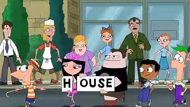 Phineas and Ferb S03E15.Ferb.Latin.-.Lotsa.Latkes