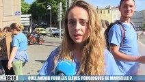 Quel avenir pour les élèves podologues de Marseille ?