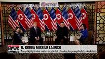 Trump, Abe reaffirm 'ironclad' alliance, close coordination towards N. Korea's denuclearization
