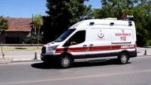 Evinden çıkarken silahlı saldırıya uğrayan kadın yaralandı