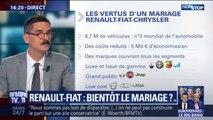Un mariage entre Renault et Fiat-Chrysler donnerait naissance au n°3 mondial de l'automobile. Un géant à la tête d'une constellation de marques présentes sur tous les continents.