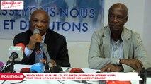 """Assoa Adou, SG du FPI : """"Il n'y pas de dissension interne au FPI, pour nous il y'a un seul FPI dirigé par Laurent Gbagbo"""""""