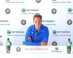 Roland-Garros - Trotinette, Federer, Henin : qui est Diane Perry, victorieuse d'un match à 16 ans