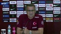 Türkiye A Milli Futbol Takımı Teknik Direktörü Şenol Güneş: '10 seneye damga vuracağımızı düşünüyorum!'