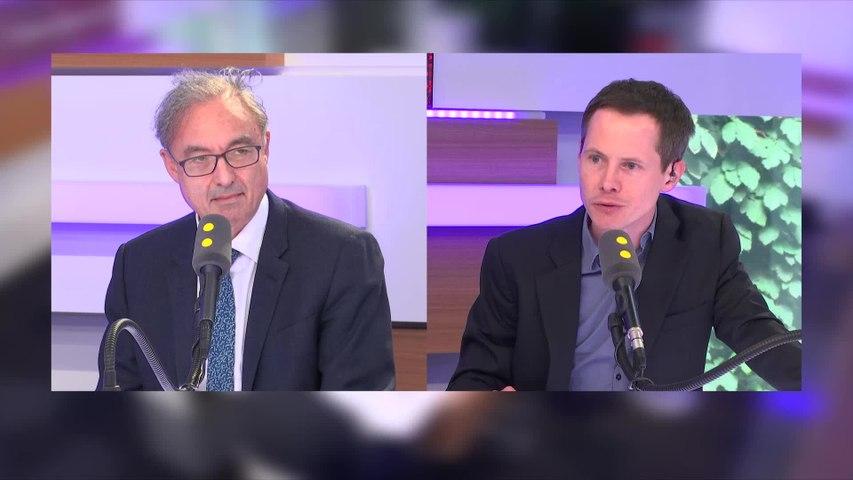 Bernard Spitz (Medef) : « L'Europe doit retrouver un projet ! »