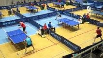 Reportage - A la découverte... du tennis de table