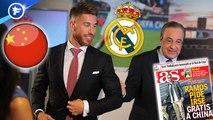 Le FC Barcelone entre en contact avec Roberto Martinez, Sergio Ramos demande au Real Madrid de le laisser partir libre