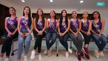Binibining Pilipinas candidates talk about being a threat to other countries