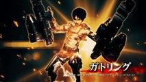Attack on Titan 2 : Final Battle - Bande-annonce #2