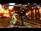 [VF5] Wolf vs Aoi