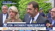 """Christophe Castaner sur le colis piégé à Lyon: """"Depuis 72h les services se sont totalement engagés et ont mené une enquête difficile"""""""
