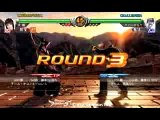 [VF5] Aoi vs Goh