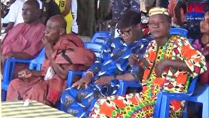 Togo: Lutte contre le terrorisme, la CV2TP sensibilise