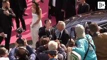 Los actores de 'Érase una vez en Hollywood' llegan a Cannes