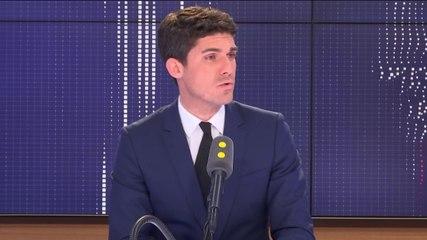 Aurélien Pradié - Franceinfo lundi 27 mai 2019