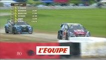 Le résumé vidéo de la 4e étape - Auto - Rallycross