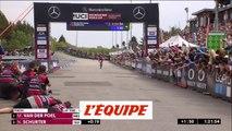 Première victoire en Coupe du monde de VTT pour Van der Poel - Cyclisme - VTT